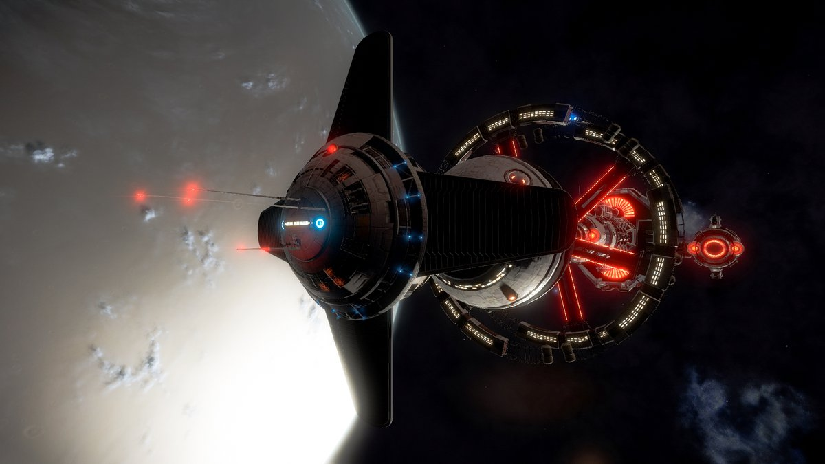 Galactic News: Generation Ship Found