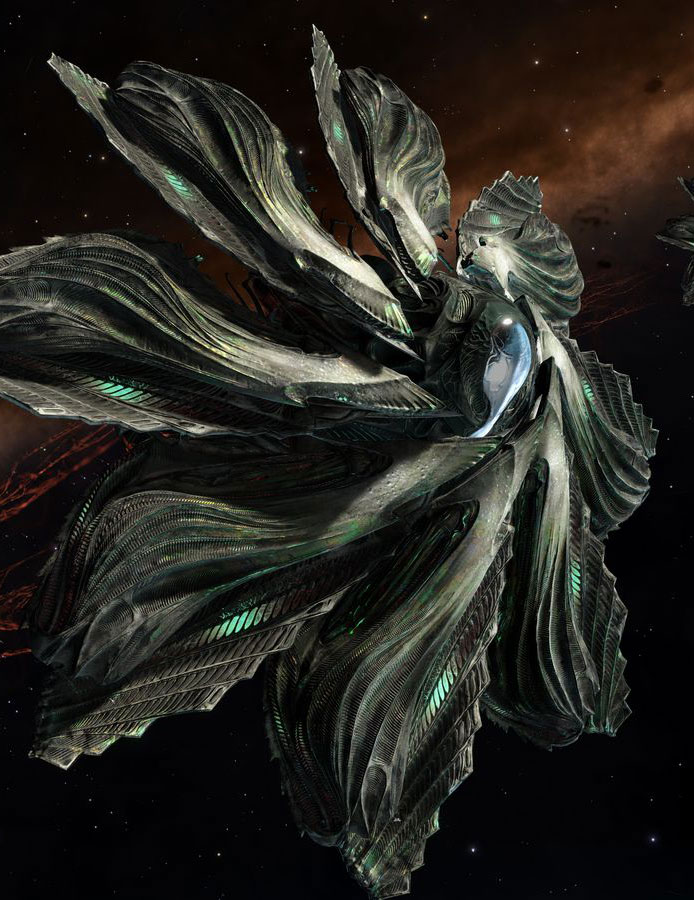 Thargoids Wreak Havoc in Core Systems
